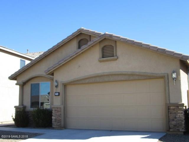 1409 Braddock Drive, Sierra Vista, AZ 85635 (MLS #169451) :: Service First Realty