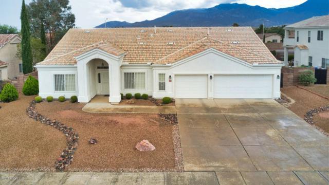 2174 Central Park Drive, Sierra Vista, AZ 85635 (MLS #169462) :: Service First Realty