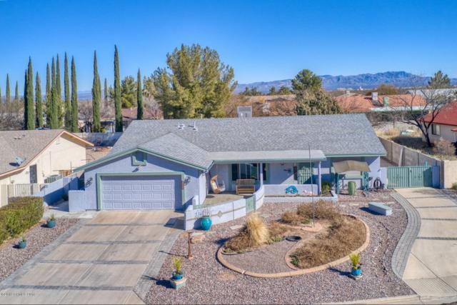 2935 Hagen Avenue, Sierra Vista, AZ 85650 (MLS #169463) :: Service First Realty