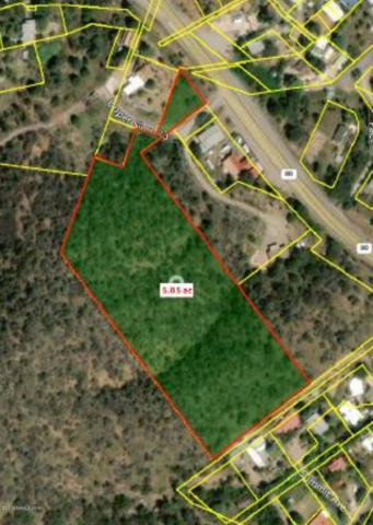 Tbd Sims Rd Road, Bisbee, AZ 85603 (MLS #169475) :: Service First Realty