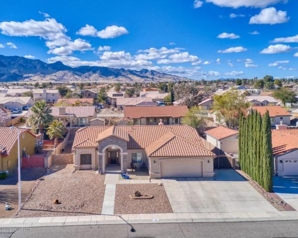 2166 Remington Drive, Sierra Vista, AZ 85635 (MLS #169501) :: Service First Realty
