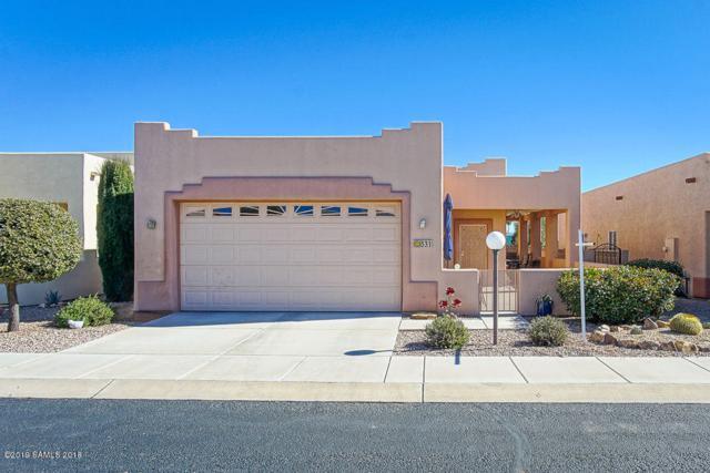 531 S Meadowood Lane, Sierra Vista, AZ 85635 (#169511) :: The Josh Berkley Team
