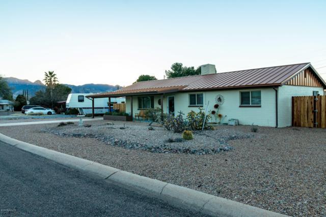 35 Danser Drive, Sierra Vista, AZ 85635 (MLS #169520) :: Service First Realty