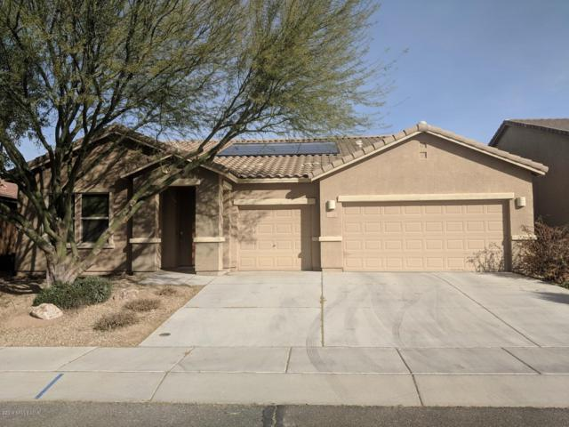 1115 E Cotton Field Lane, Sahuarita, AZ 85629 (MLS #169521) :: Service First Realty