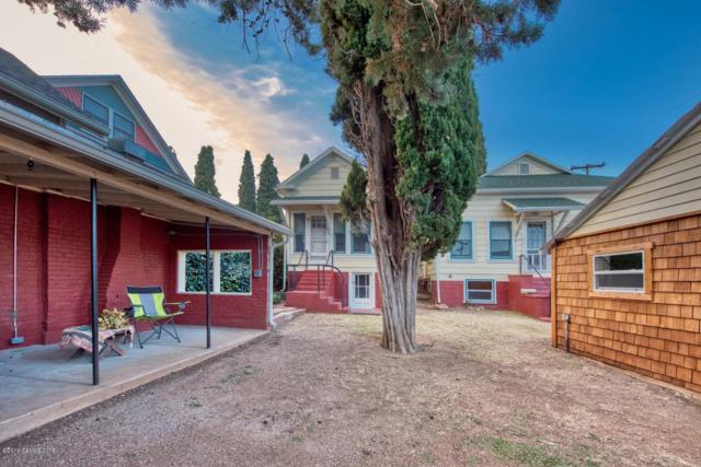 152 Quality Hill Road, Bisbee, AZ 85603 (MLS #169525) :: Service First Realty