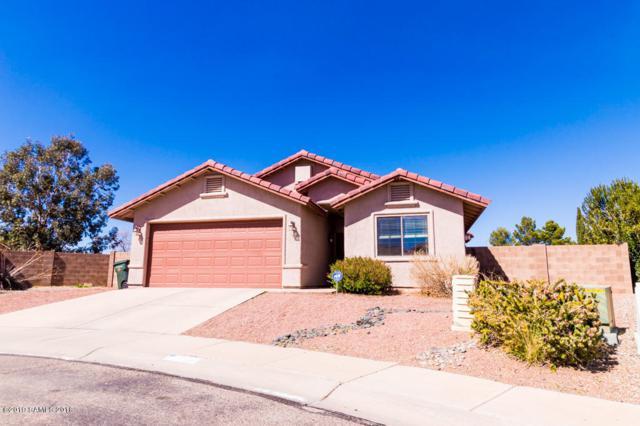 5219 Chula Vista Place, Sierra Vista, AZ 85635 (#169537) :: Long Realty Company