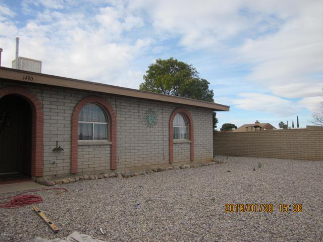 1490 Plaza Viento, Sierra Vista, AZ 85635 (MLS #169553) :: Service First Realty