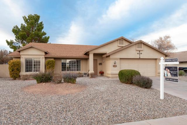 2585 Raven Drive, Sierra Vista, AZ 85650 (MLS #169567) :: Service First Realty