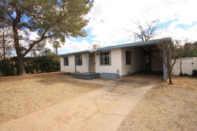 10 Peterson Street, Sierra Vista, AZ 85635 (MLS #169576) :: Service First Realty