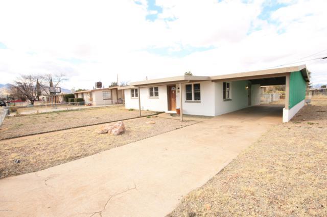 233 Peterson Street, Sierra Vista, AZ 85635 (MLS #169578) :: Service First Realty