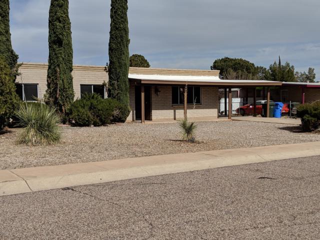533 Clark Drive, Sierra Vista, AZ 85635 (MLS #169604) :: Service First Realty