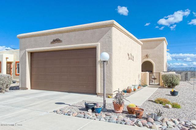 509 S Taylors Trail, Sierra Vista, AZ 85635 (MLS #169624) :: Service First Realty