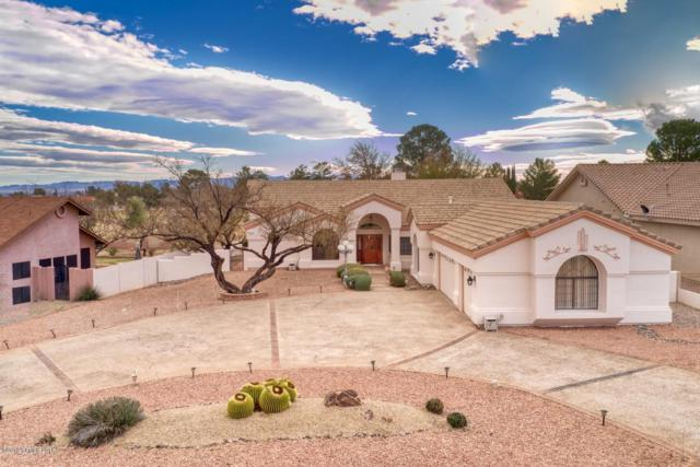 2841 Saint Andrews Drive, Sierra Vista, AZ 85650 (MLS #169628) :: Service First Realty