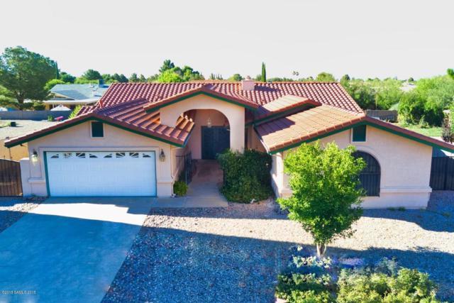 3355 E Trevino Drive, Sierra Vista, AZ 85650 (#169639) :: The Josh Berkley Team