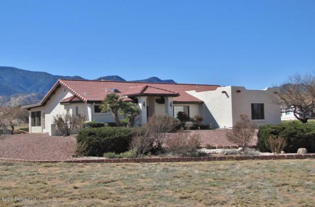 3148 E Mohawk Court, Sierra Vista, AZ 85650 (MLS #169654) :: Service First Realty