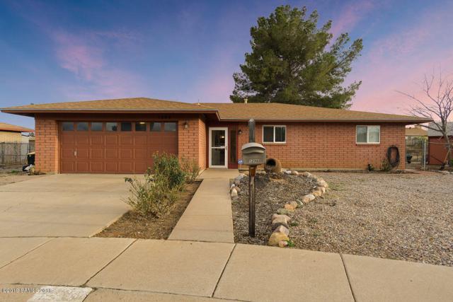 1296 Joshua Tree Drive, Sierra Vista, AZ 85635 (#169660) :: The Josh Berkley Team