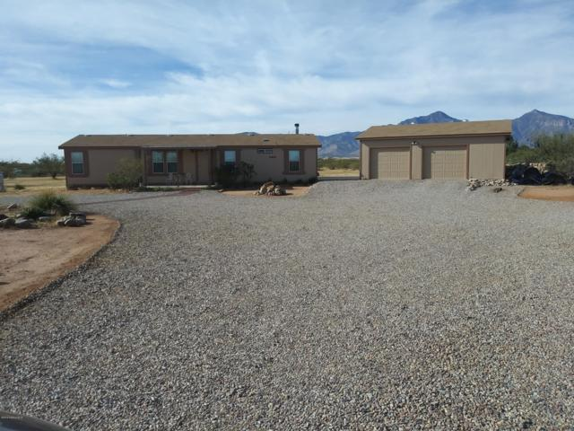 6490 S Alvarado Place, Hereford, AZ 85615 (MLS #169671) :: Service First Realty