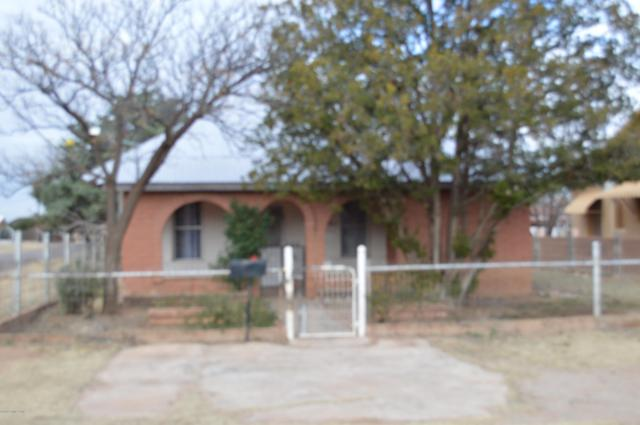 3862 S Hillman Avenue, Naco, AZ 85620 (MLS #169684) :: Service First Realty