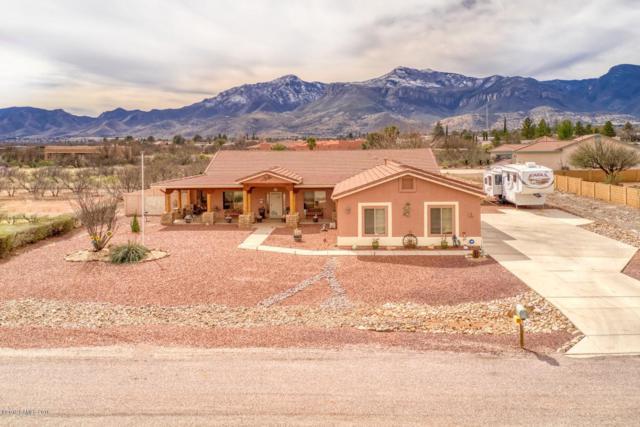 5276 E Desert Spoon Drive, Sierra Vista, AZ 85650 (#169725) :: The Josh Berkley Team
