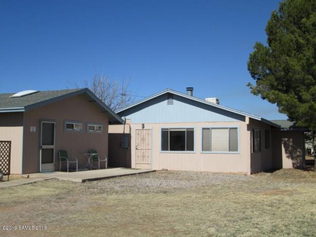 5114 S Santa Aurelia Avenue, Sierra Vista, AZ 85650 (MLS #169736) :: Service First Realty