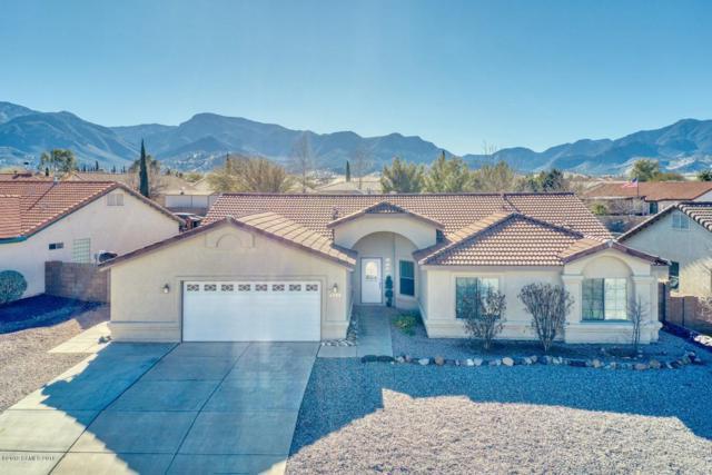 3798 Loma Ventosa, Sierra Vista, AZ 85650 (#169737) :: Long Realty Company