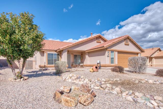2585 Cartegena Drive, Sierra Vista, AZ 85650 (MLS #169767) :: Service First Realty