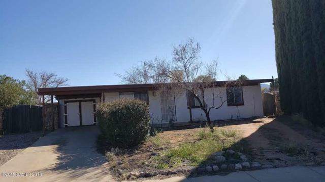 5134 Galileo Drive, Sierra Vista, AZ 85635 (MLS #169782) :: Service First Realty