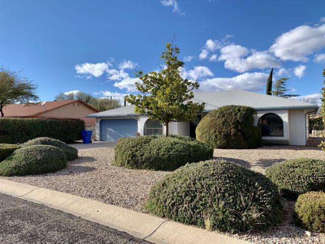 3729 E Trevino Drive, Sierra Vista, AZ 85650 (#169806) :: The Josh Berkley Team