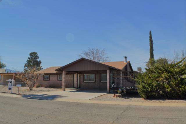 109 3rd Street, Huachuca City, AZ 85616 (#169834) :: Long Realty Company