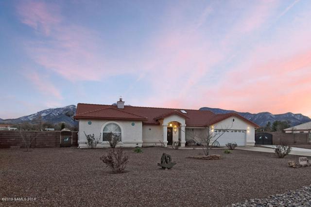 3260 E Atsina Drive, Sierra Vista, AZ 85650 (MLS #169836) :: Service First Realty