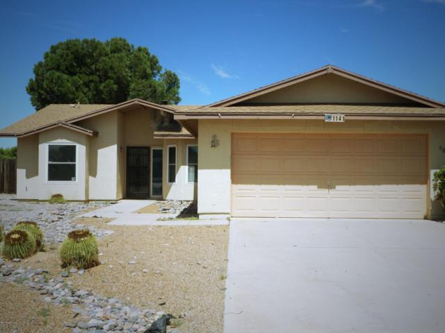 1141 Jasmin Drive, Sierra Vista, AZ 85635 (MLS #169874) :: Service First Realty