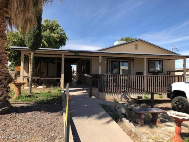 19 N 5th Street, Tombstone, AZ 85638 (MLS #169875) :: Service First Realty