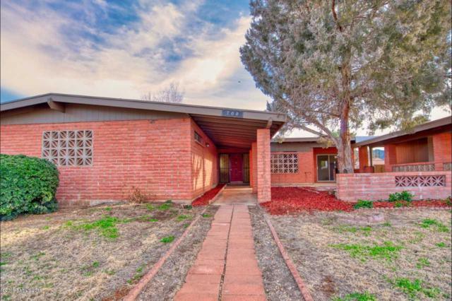 700 Chantilly Drive, Sierra Vista, AZ 85635 (MLS #169904) :: Service First Realty