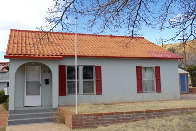 615 Arizona Street, Bisbee, AZ 85603 (#169905) :: Long Realty Company