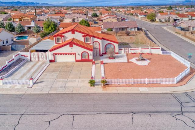 3817 Herba De Maria, Sierra Vista, AZ 85650 (MLS #169906) :: Service First Realty