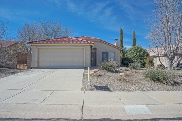 944 San Jacinto Drive, Sierra Vista, AZ 85635 (MLS #169935) :: Service First Realty