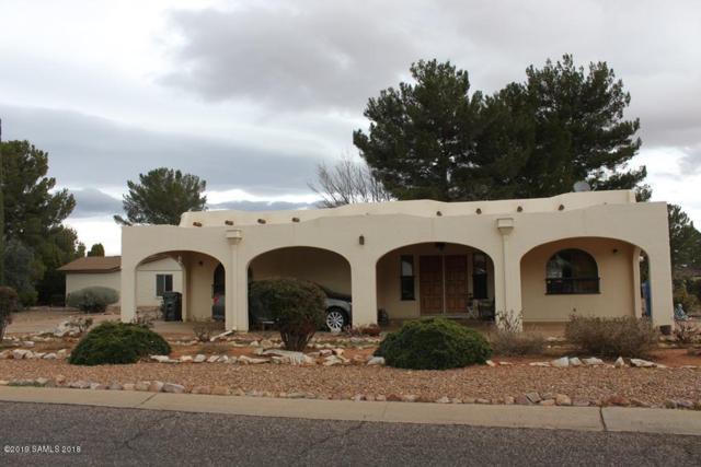 3330 Oak Hill Street, Sierra Vista, AZ 85650 (MLS #169950) :: Service First Realty