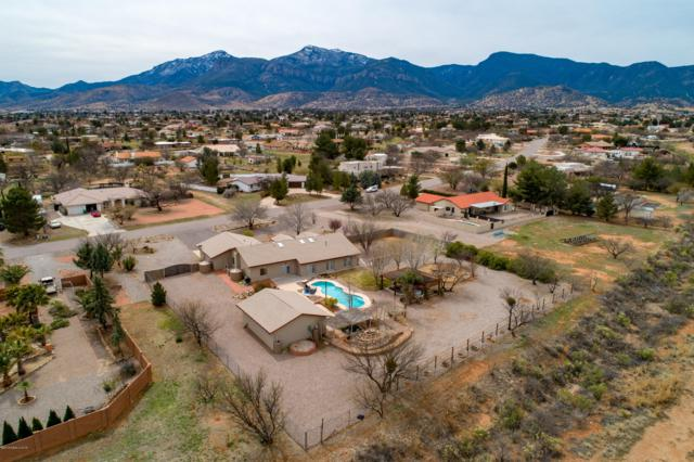 3691 E Mohawk Drive, Sierra Vista, AZ 85650 (MLS #169995) :: Service First Realty