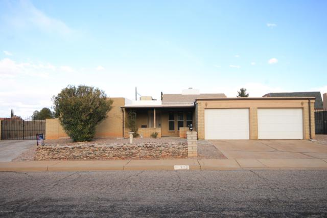 332 Highland Drive, Sierra Vista, AZ 85635 (#170003) :: The Josh Berkley Team