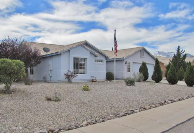 3718 Via De La Reina, Sierra Vista, AZ 85650 (MLS #170034) :: Service First Realty