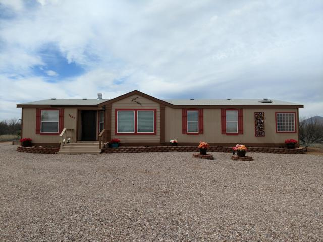 2443 N Kahla Lane, Huachuca City, AZ 85616 (MLS #170039) :: Service First Realty