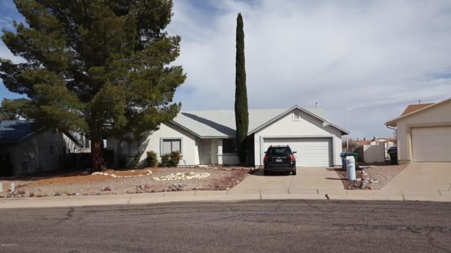2311 Bluebell Drive, Sierra Vista, AZ 85635 (MLS #170047) :: Service First Realty