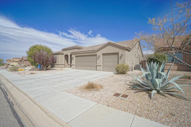 331 Desert Trail Drive, Sierra Vista, AZ 85635 (MLS #170062) :: Service First Realty