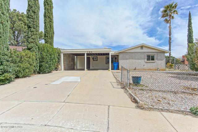164 Park Place, Sierra Vista, AZ 85635 (MLS #170065) :: Service First Realty