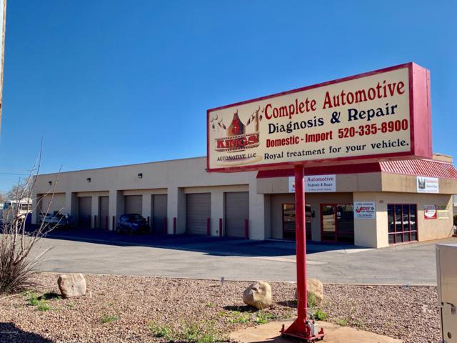 1501 E Fry Boulevard, Sierra Vista, AZ 85635 (#170085) :: The Josh Berkley Team