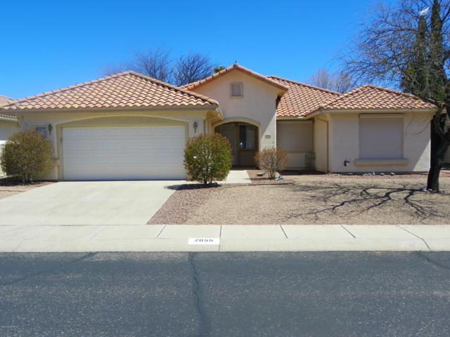 2955 Leawood Loop, Sierra Vista, AZ 85650 (MLS #170199) :: Service First Realty