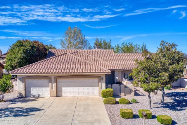 3399 Trevino Drive, Sierra Vista, AZ 85650 (#170211) :: Long Realty Company