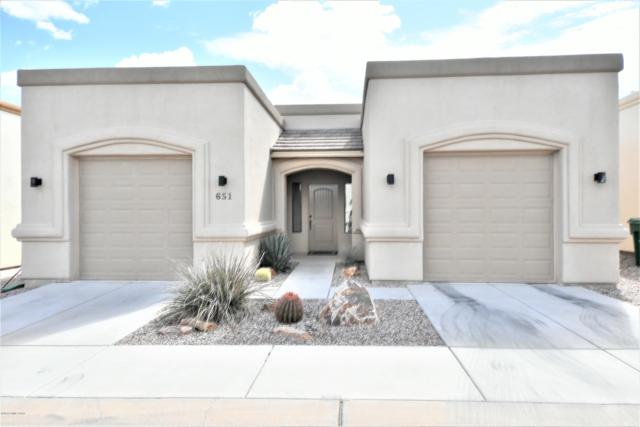 651 S Clubhouse Lane, Sierra Vista, AZ 85635 (MLS #170241) :: Service First Realty