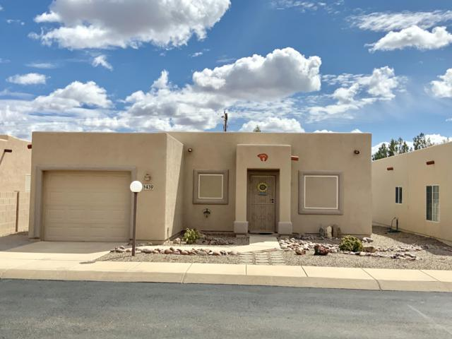 439 S Taylors Trail, Sierra Vista, AZ 85635 (MLS #170245) :: Service First Realty