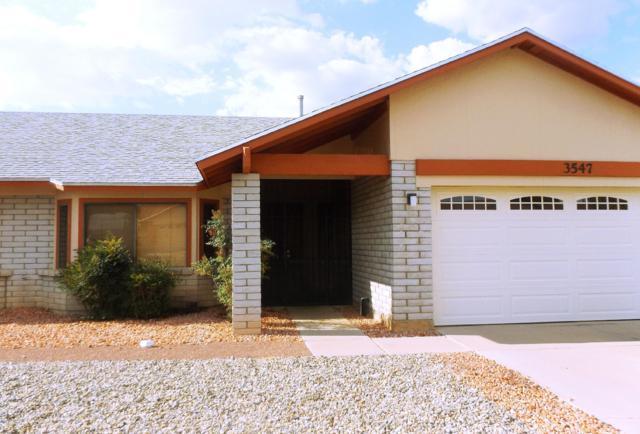 3547 Briarwood Drive, Sierra Vista, AZ 85635 (MLS #170266) :: Service First Realty